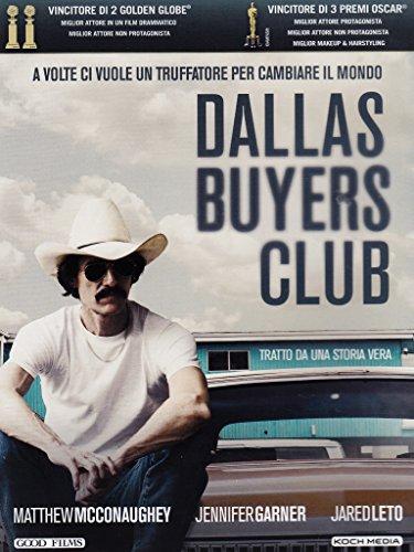 Dallas Buyers Club [Italia] [DVD]