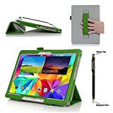 ProCase Samsung Galaxy Tab S 10.5 Case - Tri-Fold Folio Book Cover Case Exclusive For 2014 Galaxy Tab S Tablet...