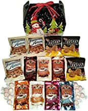 Hot Cocoa amp Cookies Holiday Snowman Care Package features fun Gift Box stuffed with cocoa cookies