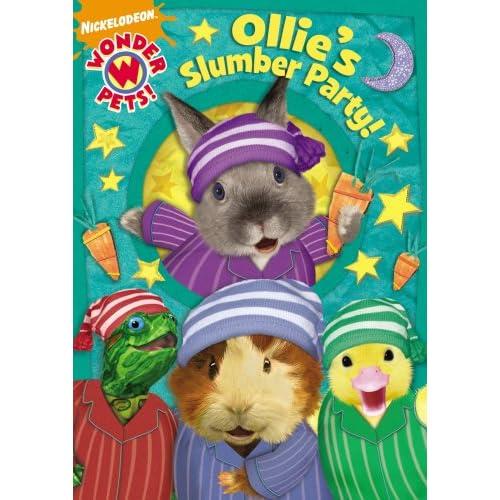 Wonder Pets!: Ollie's Slumber Party