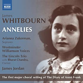 Annelies (chamber version): XII. The hope of liberation and a spring awakening