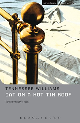 Tennessee Williams - Cat on a Hot Tin Roof (Student Editions)