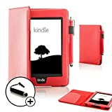 ForeFront Cases® NEW KINDLE PAPERWHITE Leather Case Cover with Magnetic Auto Sleep Wake Function For New Amazon Kindle Paperwhite 3G 6