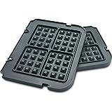 Cuisinart Set of 2 Waffle Plates for Griddler
