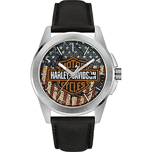 Harley-Davidson Orologio da uomo 76A153