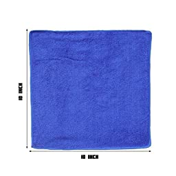 Zengi Microfiber Gun Cleaning Cloth(1 Dozen, 10 x 10-Inch)