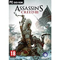 Assassin's Creed Ⅲ (PC) (輸入版 EU)
