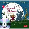 Le carnaval des animaux: Livre CD