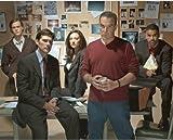 ブロマイド写真★海外ドラマ『クリミナル・マインド FBI行動分析課』ギデオンの頃のキャスト5人/トーマス・ギブソン、マシュー・グレイ・ギュブラー
