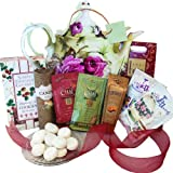 Art of Appreciation Gift Baskets   Tea Time Treasures Tote