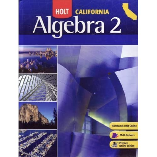 Algebra 2 End-of-Course Test Preparation and Practice