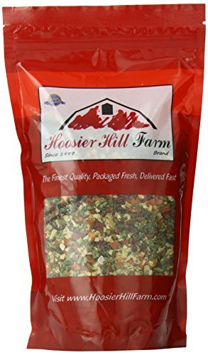 Hoosier Hill Farm Dried Mixed Vegetables, 1 Pound (Mixed Vegetables compare prices)