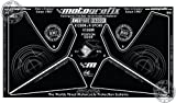 BMW K1200R RS K1300R 2007 Number Board Numberboard Motografix 3D Gel Protection Protector