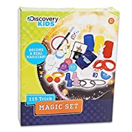 Discovery Kids 115 Trick Magic Set