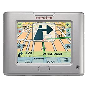 Nextar S3 3.5 Inch Touch Screen GPS Navigation System