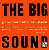 echange, troc Gene Ammons - The big sound