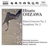 大澤壽人:ピアノ協奏曲第2番/交響曲第2番(ロシア・フィル/ヤブロンスキー)
