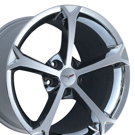 Factory Original C6 Z06 5271 OEM Wheels Fits