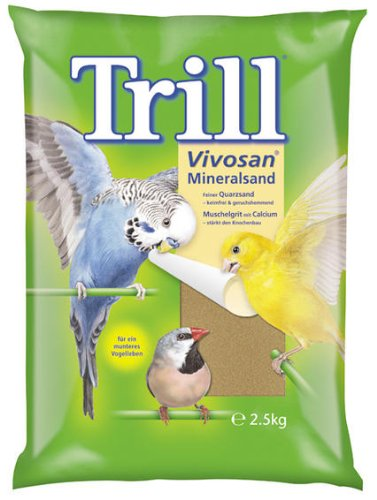 Trill Vivosan Mineralsand 4x2,5kg