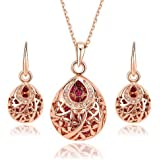 Merry Harry New Fashion Jewelry Crystal Earrings