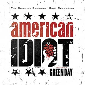 "The Original Broadway Cast Recording ""American Idiot"" Featuring Green Day (2 LP)"