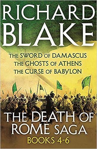 Death of Rome Saga 2 (Aelric 4-6)