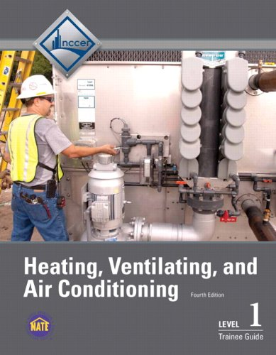 HVAC Level 1 Trainee Guide (4th Edition) (Nccer Hvac Level 1 compare prices)