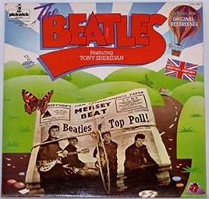 The Beatles Featuring Tony Sheridan [VINYL]
