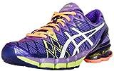 Asics - Womens Running Gel-Kinsei 5 Shoes In Ult Marine/Wht/Pple, UK: 4 UK, Ult Marine/Wht/Pple