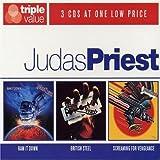 Ram It Down/British Steel/Screaming for Vengeance by Judas Priest (2002-08-12)