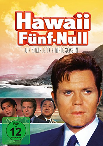 Hawaii Five-Null - Die komplette fünfte Season [6 DVDs]
