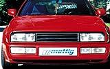 Mattig 7182100000 Grille (No Logo) VW Corrado 4 Blades