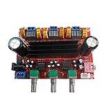 UTP TPA3116D2 Sound Power Amplifier Board 50W2 +100W 2.1 Channel Digital Subwoofer Power Amplifier Board DC12V-24V