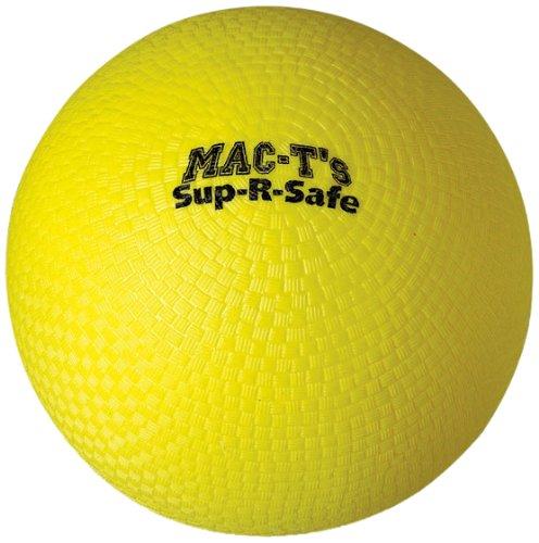 """MAC-T PE07504E Sup-R-Safe 8-1/2"""" Playground Ball"""