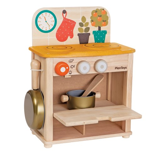 Plan toys kitchen set home garden dining appliance for Kitchen set portable