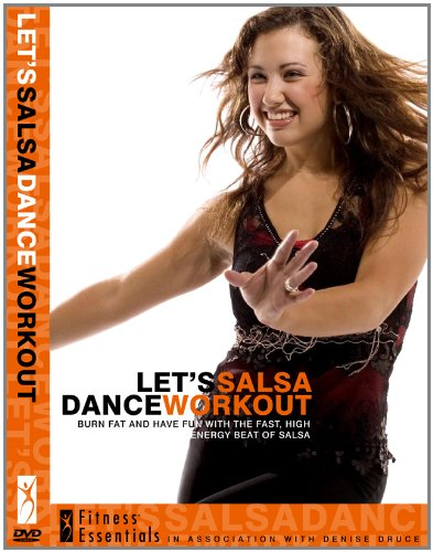 Fitness Essentials Let's Salsa Dance Workout DVD (Salsa Workout Dvd compare prices)