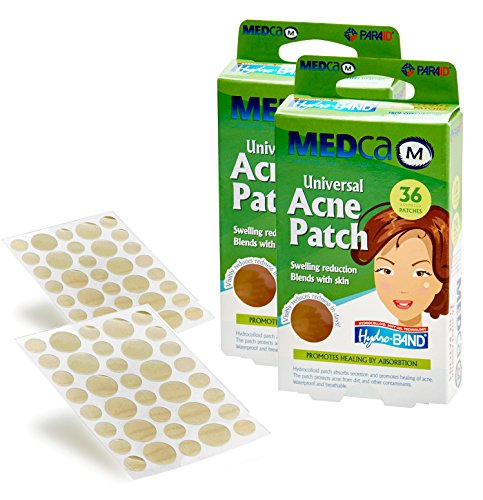 medca-universal-acne-pimple-patch-absorbing-cover-36-count-two-sizes-pack-of-two