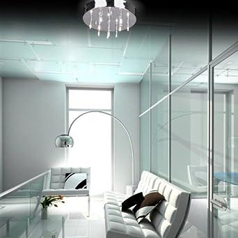 s luce selus deckenleuchte 10 flammig v27025c 300 dc309. Black Bedroom Furniture Sets. Home Design Ideas