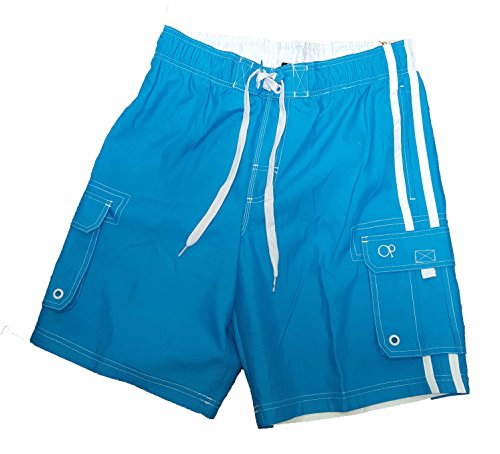 op-aqua-blue-solid-side-stripe-tugger-above-knee-205-outseam-swim-trunks-3xl