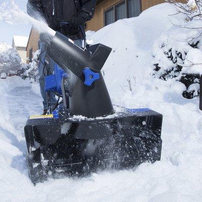 Snow Joe iON21SB-PRO Cordless Snow Blower, 21-Inch