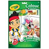 Crayola Jake and the Neverland Pirates Colour 'N Sticker Book