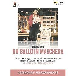 Verdi: Un ballo in maschera - Salzburger Festspiele, 1990
