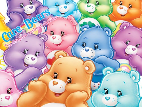 Care Bears Safety Game front-1071530