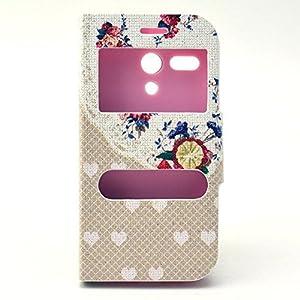 Funda Flip Case Cover Premium Standing Leather Funda Para Motorola Moto G B09 de Ankamal Elec