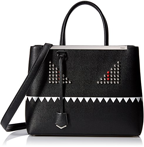 Fendi-Womens-8BH2505QBF0GXN-2Jour-Black