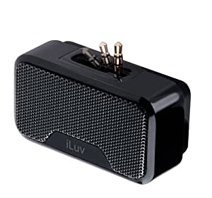 iLuv i209 Mini Portable Amplified Stereo Speakers for iPod Shuffle 2G