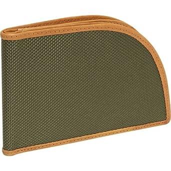 Rogue Wallets RFID Ballistic Nylon Wallet (Green)