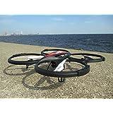カメラ搭載! 宙返りできます! ◆ L6036 ◆  4CH 2.4GHZクワッドコプター