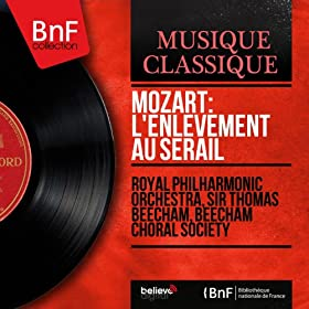 Mozart: L'enl�vement au s�rail (Mono Version)