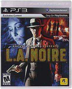 L.A. Noire - Playstation 3